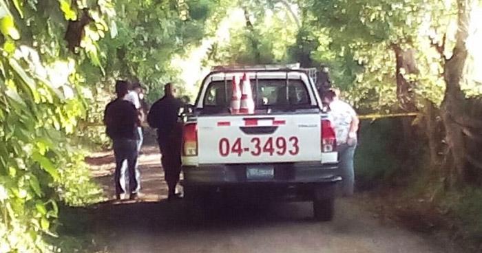 Asesinan a un pandillero, menor de edad, en Santa Isabel Ishuatán, Sonsonate