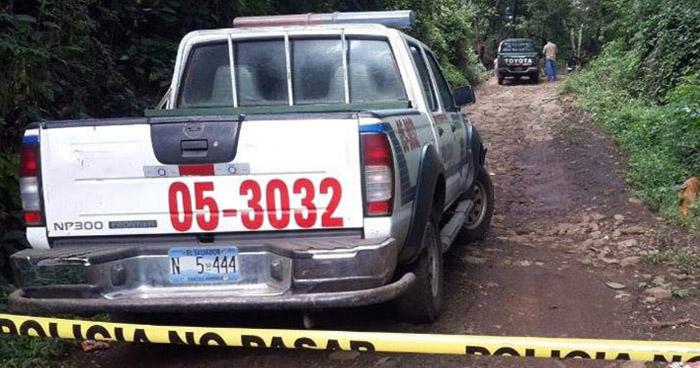 A machetazos, fue asesinado un hombre mientras departía en licorería de Sonsonate