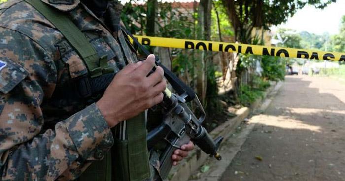 Condenan a pandilleros asesinaron a un miembro de la Fuerza Armada en Sonsonate
