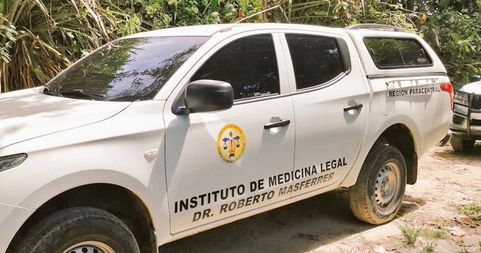 Pandillero asesinado en el patio de su vivienda en Cuscatlán