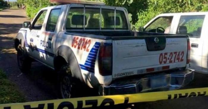 Asesinan a un hombre en San Rafael Cedros, Cuscatlán