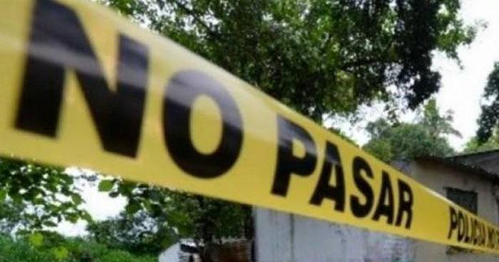 Hombre fue asesinado con arma blanca en Tacuba, Ahuachapán