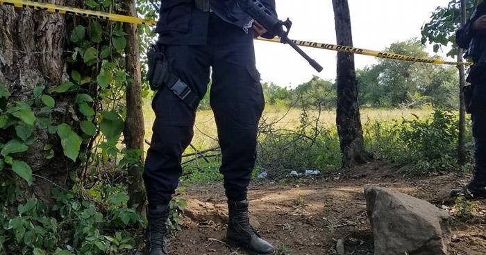 Un hombre y una mujer han sido asesinados en las últimas horas  en Tecoluca, San Vicente