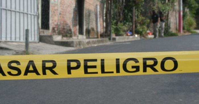 Encuentran muerto a joven desaparecido desde el domingo en Tejutepeque, Cabañas