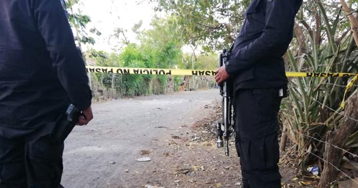 Dos hombres y una mujer fueron asesinados este lunes en San Miguel