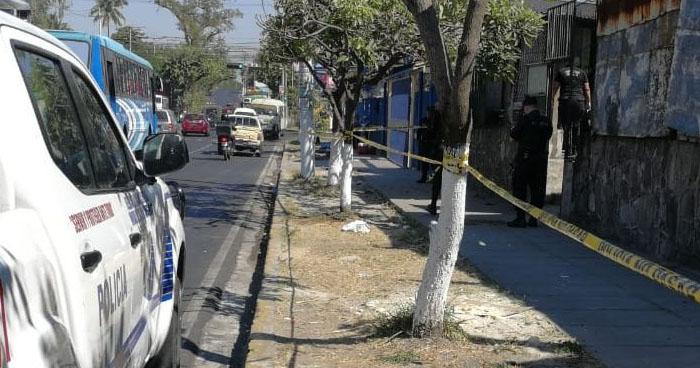 Matan a un hombre de 64 años de edad en comunidad sobre la Troncal del Norte
