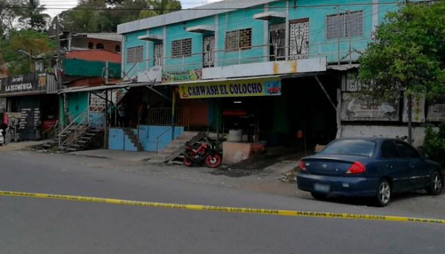 Asesinan a empleado de carwash en Zacatecoluca, La Paz