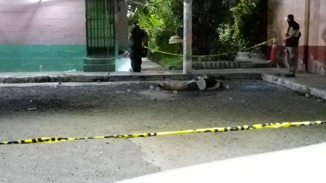 Asesinan a la esposa de un agente de la PNC en Tonacatepeque