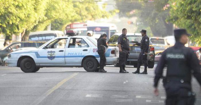 """Ministro de Seguridad Pública: """"Se logró reducir un 25.1% de homicidios en comparación al 2016"""""""