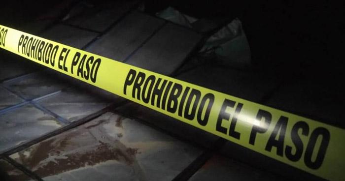 Cuatro escenas de homicidio se registraron durante la noche del martes en diferentes puntos del país