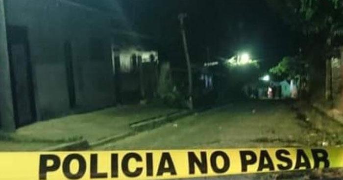 Cuatro hombres fueron asesinados la noche de este viernes en distintos puntos de Usulután