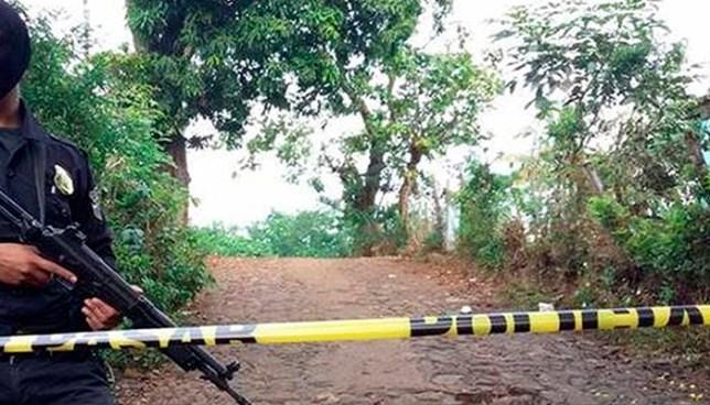 Pandilleros asesinan a balazos a un hombre, por negarse a ser asaltado en San Juan Villanueva, La Libertad