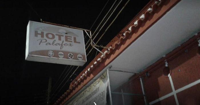 Salvadoreño mató a golpes a su hijo de 4 meses en una habitación de Hotel