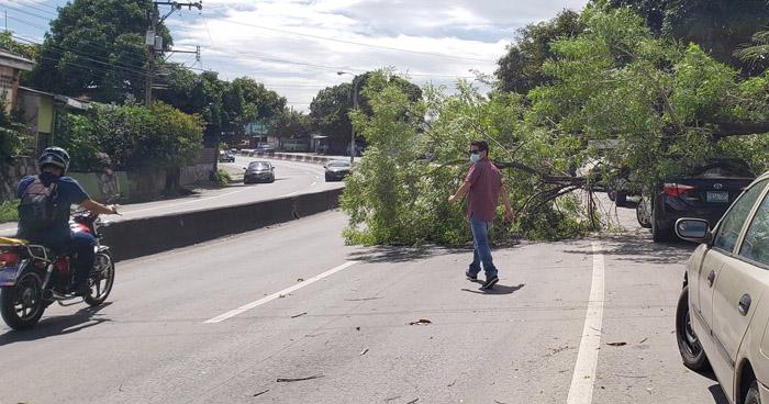 Huracán Eta generará vientos nortes de hasta 60 km/h en El Salvador