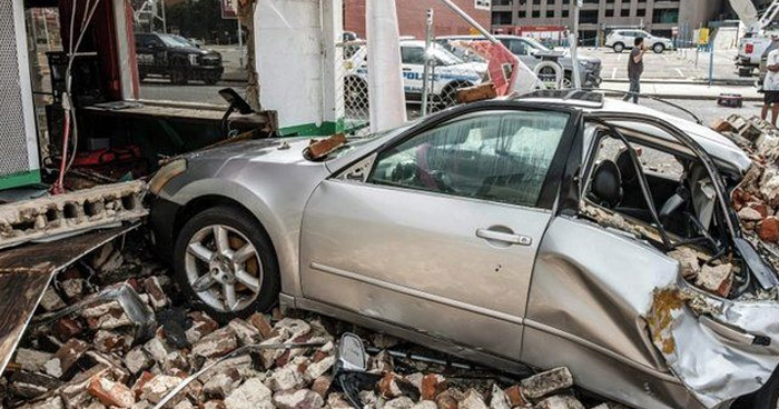 Al menos 4 fallecidos dejó huracán Ida en Louisiana y Mississippi