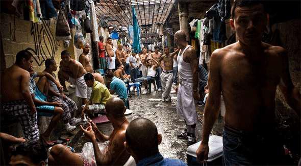 ONU señala que cárceles de América Latina están sobre pobladas
