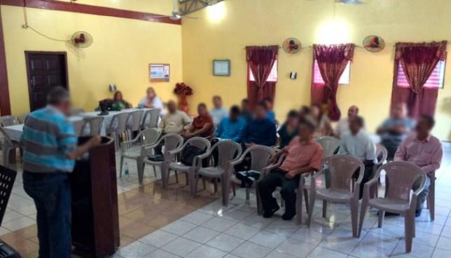 Pastor de iglesia evangélica en San Martín violó a una niña durante un culto