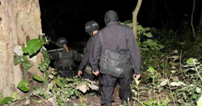 Pandillero muerto tras intercambio de disparos con policías en Ilobasco