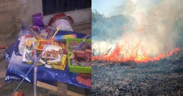 Bomberos sofocaron al menos  8 incendios este miércoles