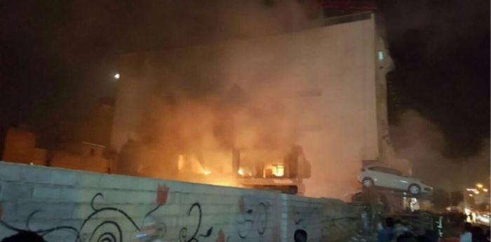 15 personas heridas luego de fuerte explosión en la ciudad iraní de Shiraz