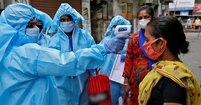 India supera los 4 millones de contagios de COVID-19