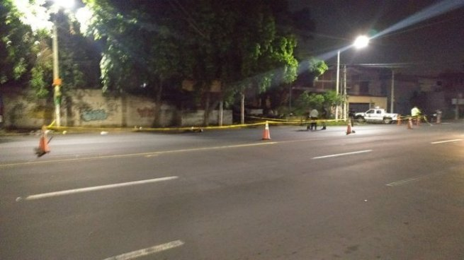 Hombre muere tras ser atropellado sobre la Alameda Juan Pablo II