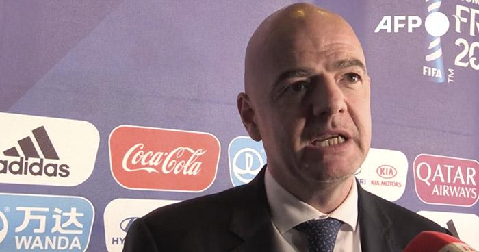 Presidente de la FIFA será investigado por la justicia de Suiza