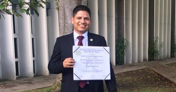 Ingeniero asesinado tras resistirse a un asalto en San Juan Opico, La Libertad