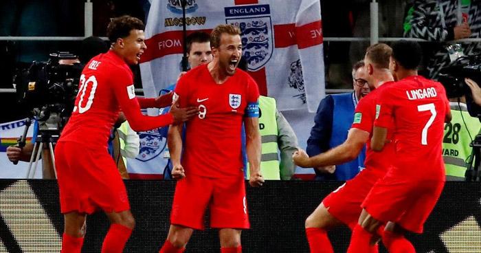 Inglaterra elimina en penales a Colombia del mundial Rusia 2018