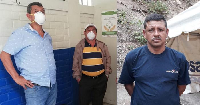 Envían a centros de cuarentena a 3 salvadoreños que ingresaron por puntos ciegos