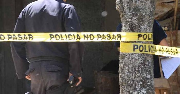 Asesinan a pandillero en Intipucá, La Unión
