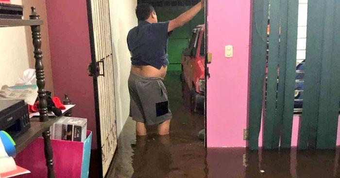 Aumenta a 70 el número de municipios en Alerta Amarilla por lluvias en El Salvador
