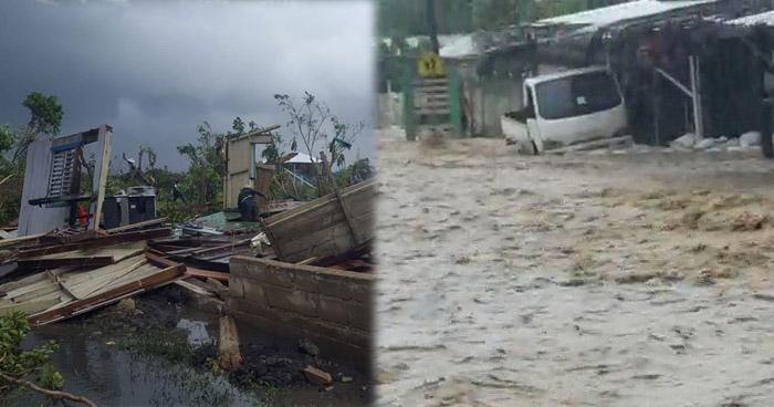 Más de 400 evacuados e inundaciones se registran en Honduras por la Tormenta Tropical Iota