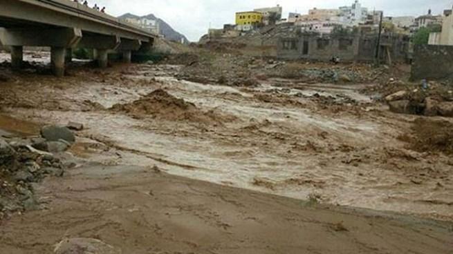 11 personas fallecidas y dos desaparecidas tras inundación en Irán
