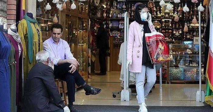 Irán autoriza reapertura de restaurantes y cafeterías tras 2 meses de cierre por COVID-19