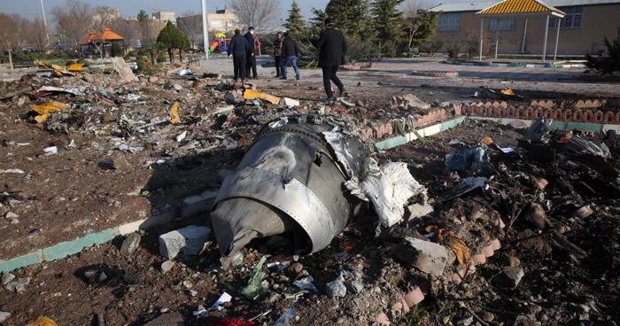 Irán admite que derribó avión ucraniano en medio de tensiones con EE.UU.