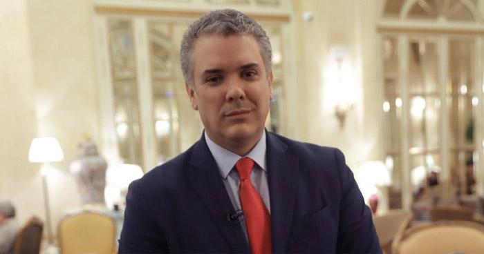 Iván Duque gana las elecciones en Colombia