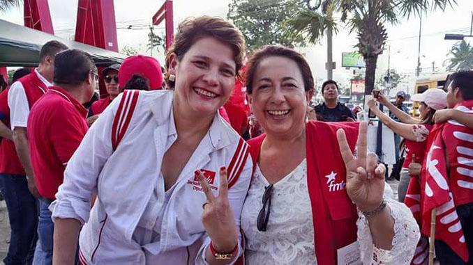 FMLN tiene 7 candidatos para sustituir a Bukele