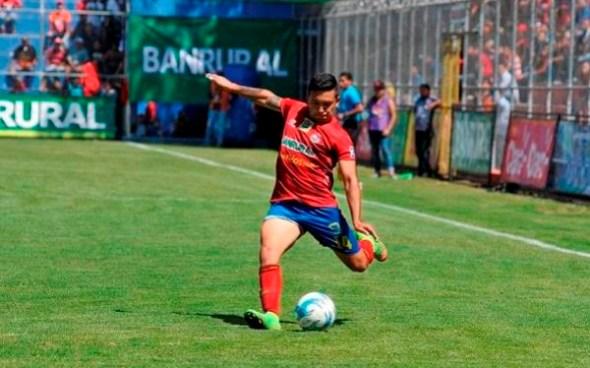 Jaime Alas esta cerca de jugar la final del fútbol de Guatemala