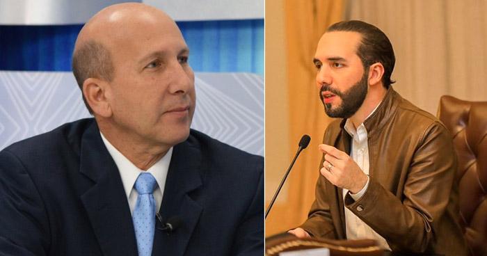Presidente Bukele desconoce a Javier Simán como presidente de la ANEP