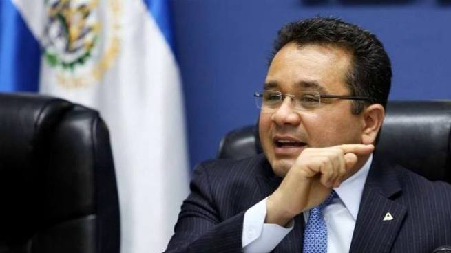 """Jorge Daboub: """"El FMLN fue, son y siempre serán socios de los mareros"""""""