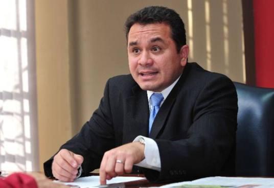 Daboub califica como delincuentes a protestantes del SITRAMSS