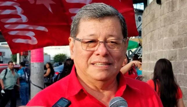 Sala admite demanda de inconstitucionalidad contra candidatura de José Luis Merino