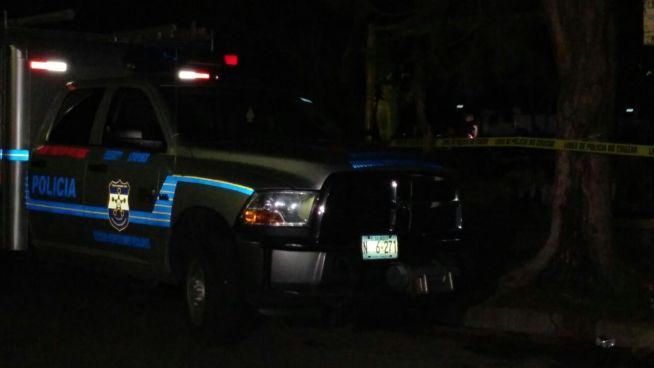 Joven asesinado en colonia Los Santos 2 en Soyapango