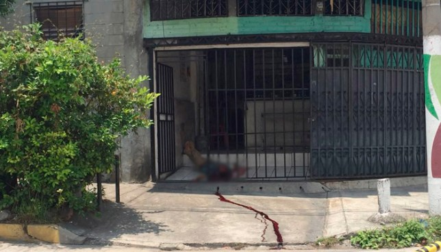 Asesinan a un joven que departía en una cantina, sobre calle al Volcán en Mejicanos