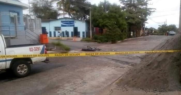 Asesinan a joven cuando se dirigía a trabajar en Chalchuapa, Santa Ana