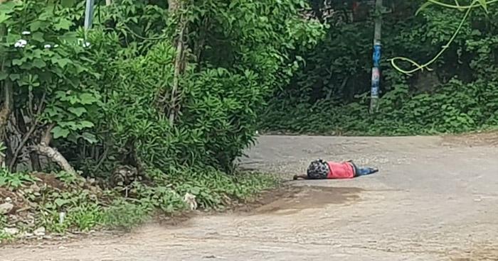 Delincuentes asesinan a un joven en barrio de Lolotique, en San Miguel