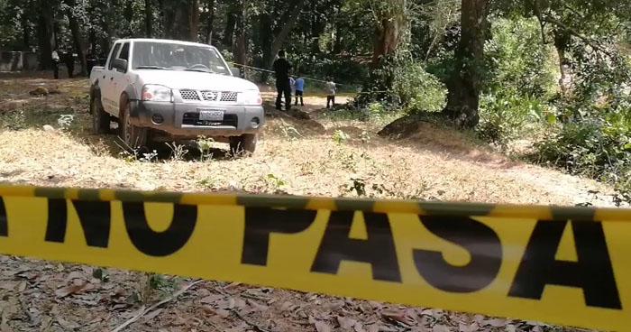Menor de edad desaparecida tras asesinato de su padrastro en San Vicente