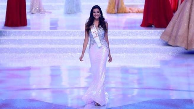 Salvadoreña logra colocarse entre las 15 finalistas de Miss Mundo 2017