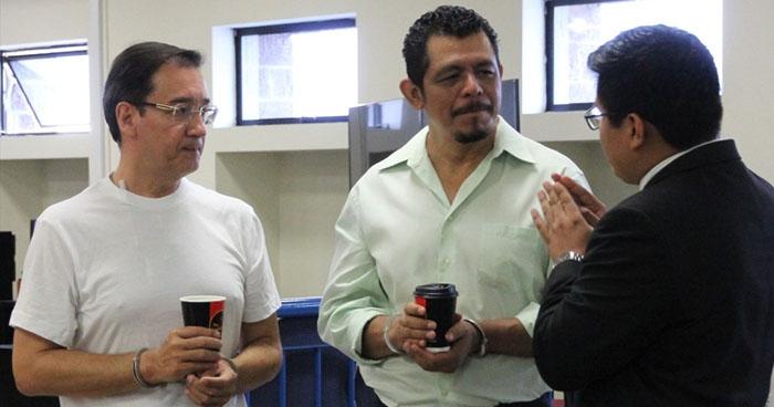 Juzgado acepta audios de escuchas telefónicas contra el exfiscal Luis Martínez